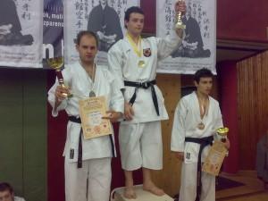 Iuga Bogdan-Medalie de argint la Campionatul Mondial s.k.d.u.n. 2009