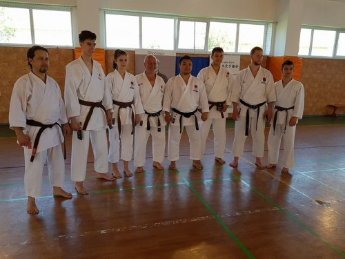 2nd JKA Gasshuku 2018-1
