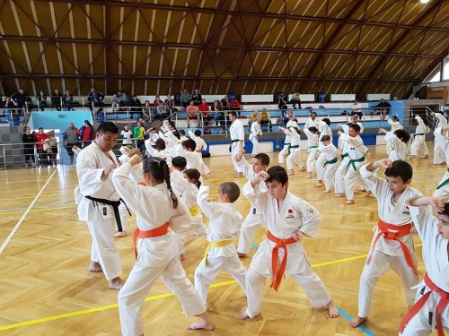 2nd JKA Gasshuku 2018-10