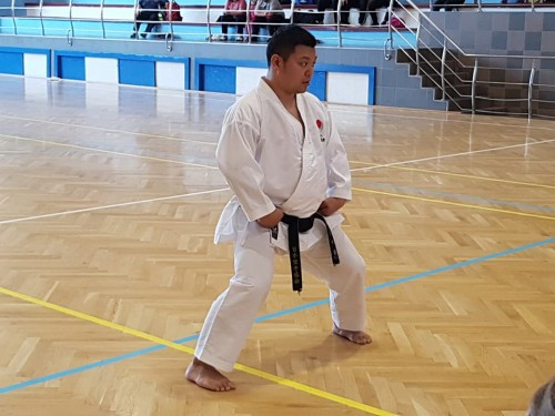 2nd JKA Gasshuku 2018-11