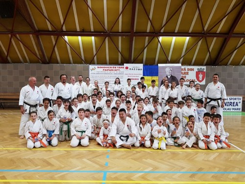 2nd JKA Gasshuku 2018-12