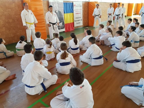 2nd JKA Gasshuku 2018-2