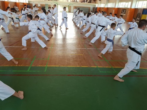 2nd JKA Gasshuku 2018-9